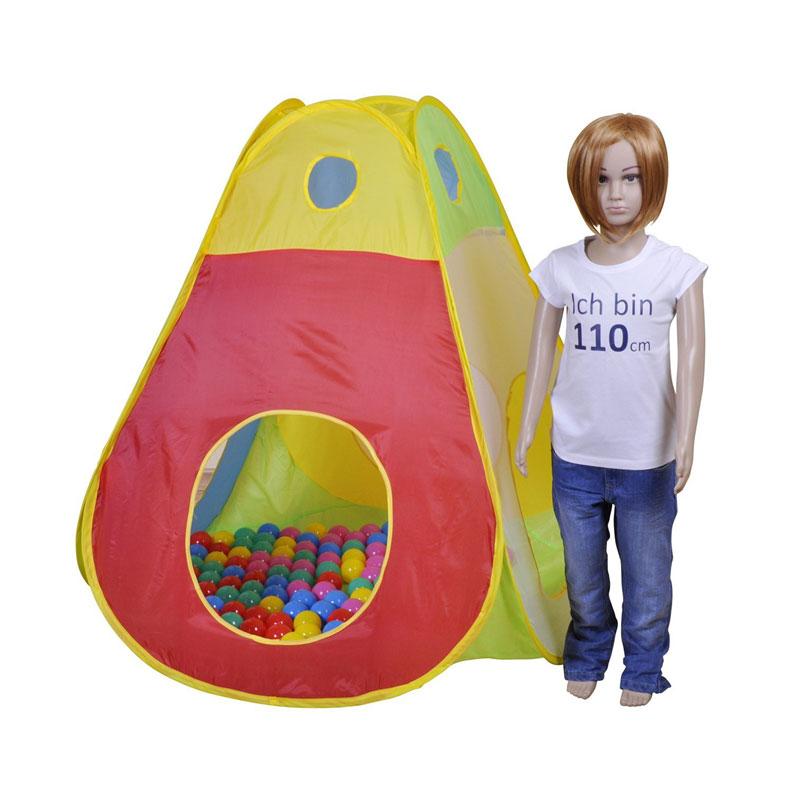 tenda giochi per bambini 12 mesi in su giocattoli per bambini. Black Bedroom Furniture Sets. Home Design Ideas