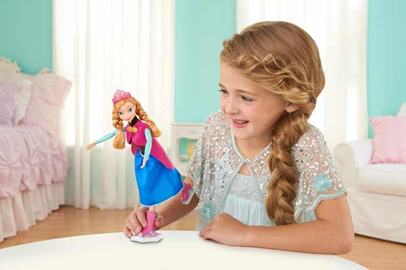 Bambole disney per sognare