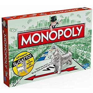 Monopoly rettangolare per bambini 8 anni in su