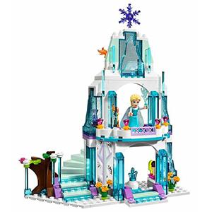 Lego disney il castello di frozen