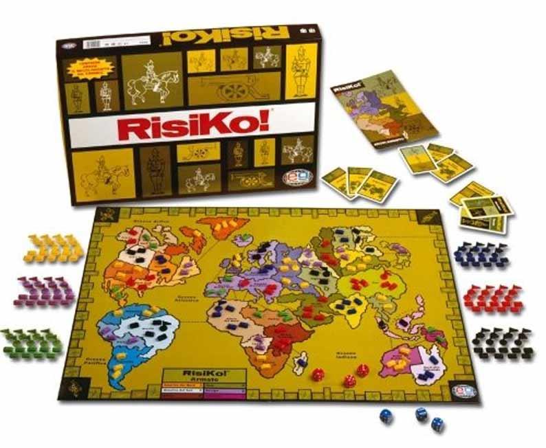 Risiko: giochi di guerra per ragazzi