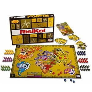 Risiko giochi di guerra per ragazzi