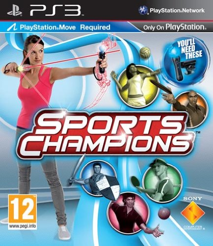 Sports champions per playstation 3