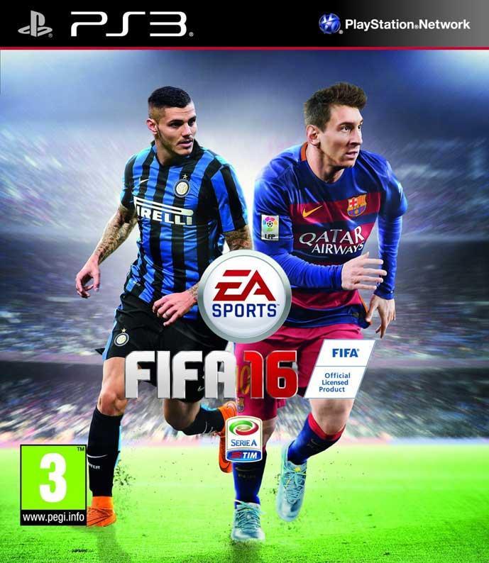 Videogiochi di calcio: fifa16