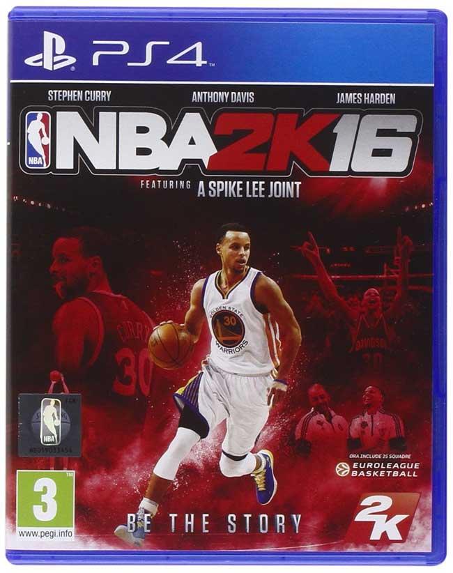 NBA 2K 16: diventare campioni di basket