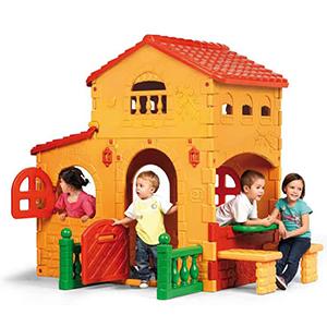 Casette per bambini da esterno