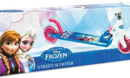 Monopattino frozen per bambini