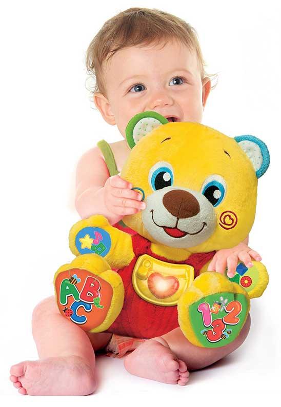 orsetto parlante per bambini