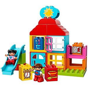 Costruzioni lego duplo prima casetta