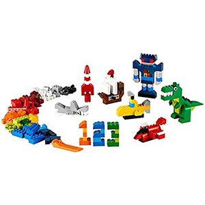 Costruzioni lego classici mattoncini