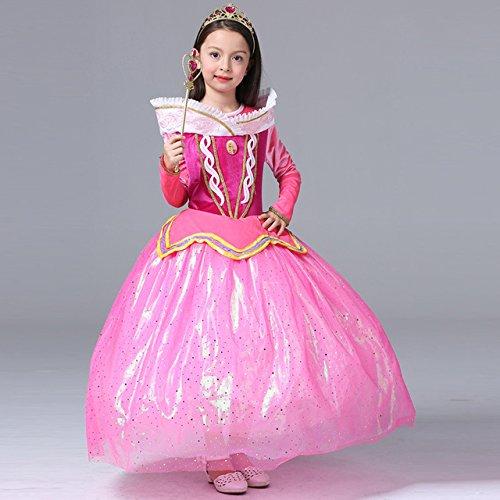 Favorito Costume da principessa frozen leggero e comodo – Giocattoli per  GR93