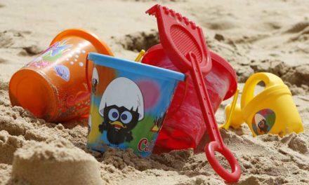 Giocattoli estivi per bambini piccoli