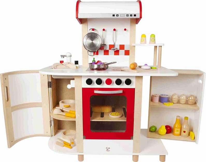 Giocattoli di cucina smoby giocattoli per bambini - Legno per cucine ...