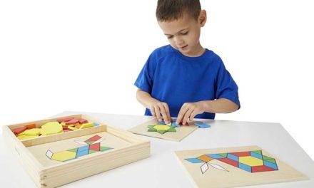 Giocattoli didattici creare forme colori