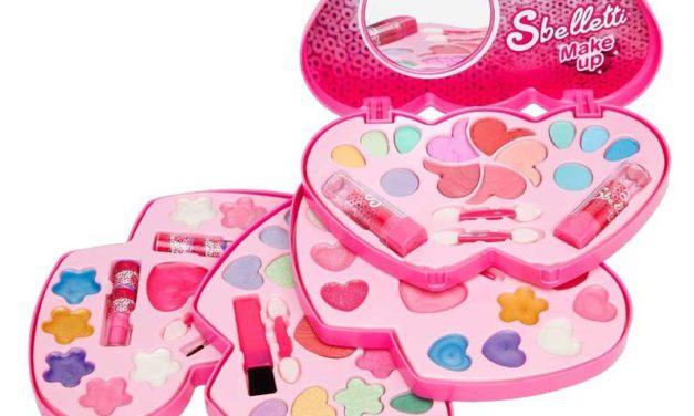 Trucchi per bambine con accessori