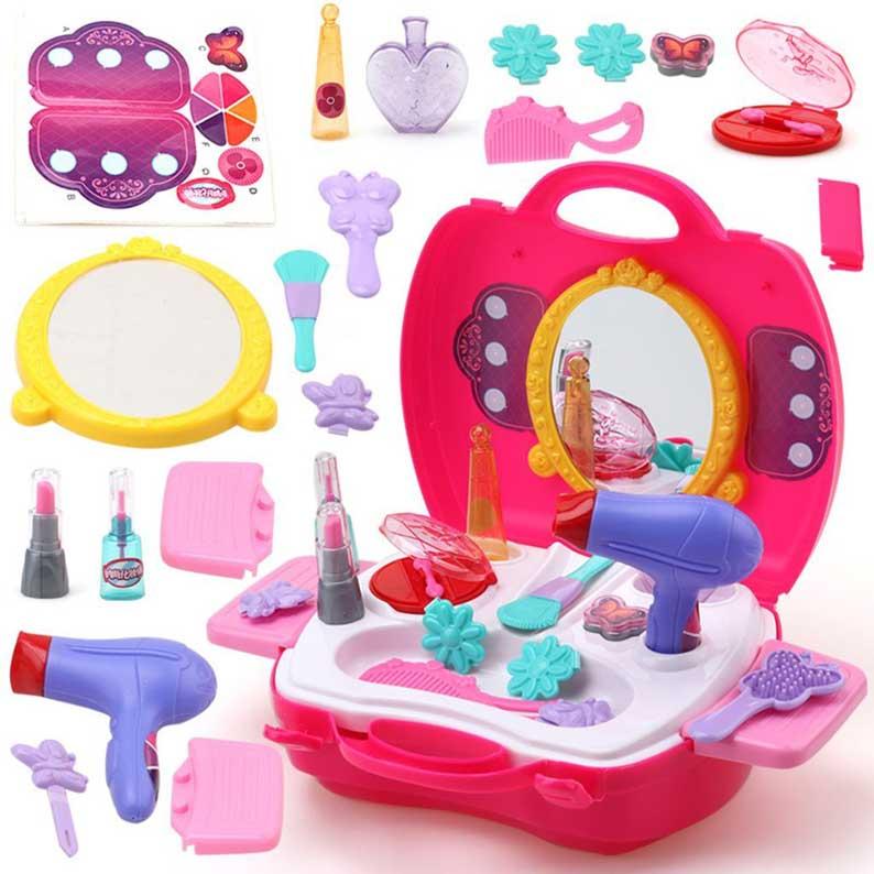 Trucchi per bambine con accessori giocattoli per bambini for Accessori per neonati
