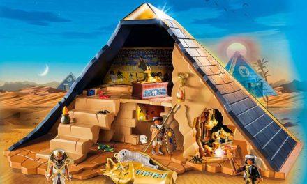 Playmobil piramide del faraone
