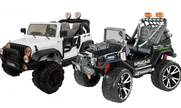 Auto elettrica bambini offerte varie