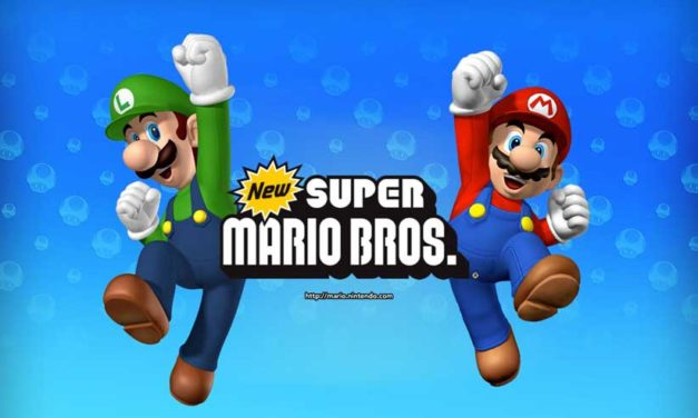 Super mario bros videogiochi