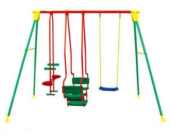 Altalena basculante per bambini giocattoli per bambini for Altalena chicco da giardino