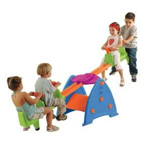 Altalena basculante per bambini