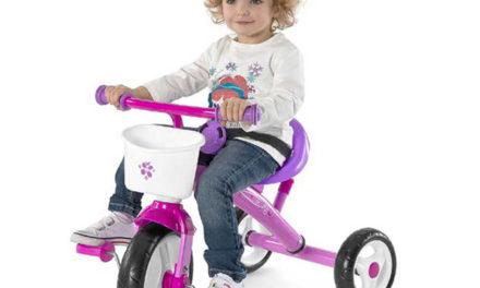 Triciclo per bambini prima infanzia
