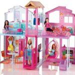 Barbie casa malibu dai colori brillanti