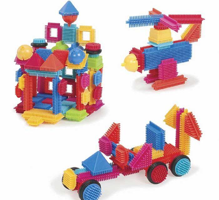 Costruzioni ad incastro per bambini