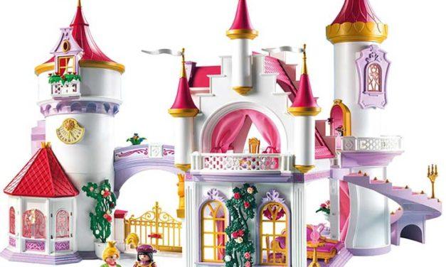 Castello principesse playmobil per bambine