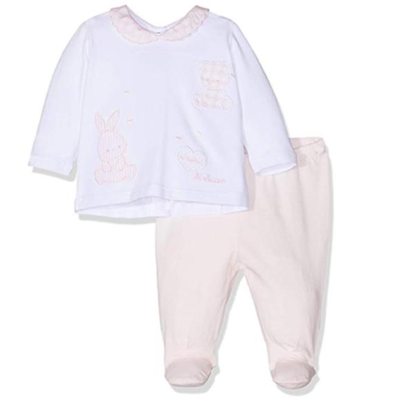 coprifasce neonato chicco rosa