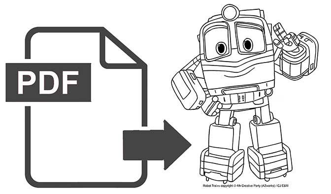 Robot Trains Giocattoli Trasformabili Giocattoli Per Bambini