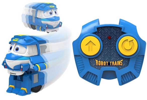 Robot trains giocattoli trasformabili u giocattoli per bambini