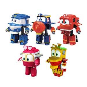 Robot trains giocattoli trasformabili giocattoli per bambini - Tavolo airport calligaris opinioni ...