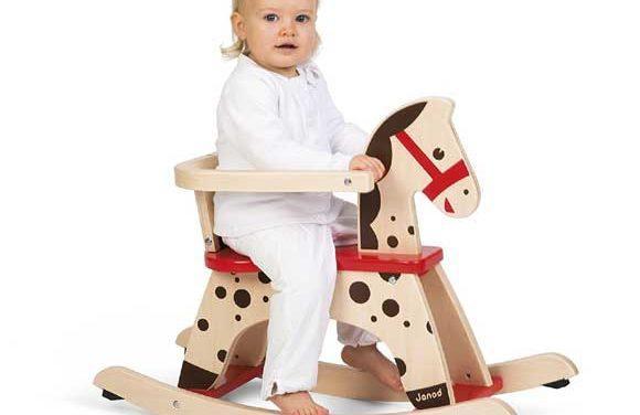 Cavallo giocattolo per bambini fino a 6 anni