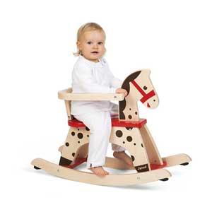 Cavallo giocattolo per bambini