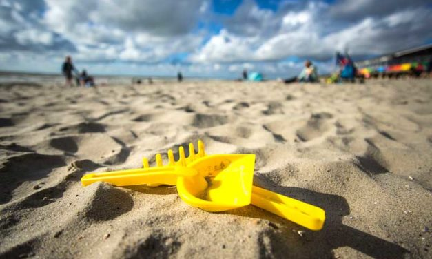 Giochi da spiaggia per bambini creativi