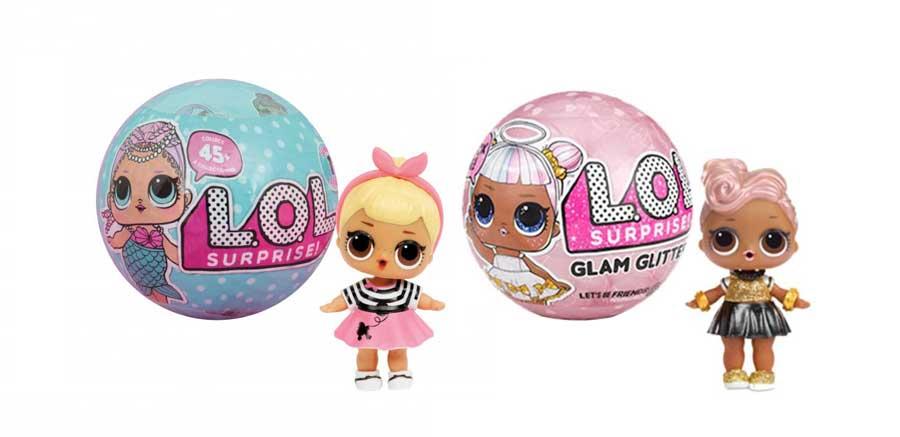 Bambole Lol Surprise Da Scoprire E Collezionare Giocattoli Per Bambini