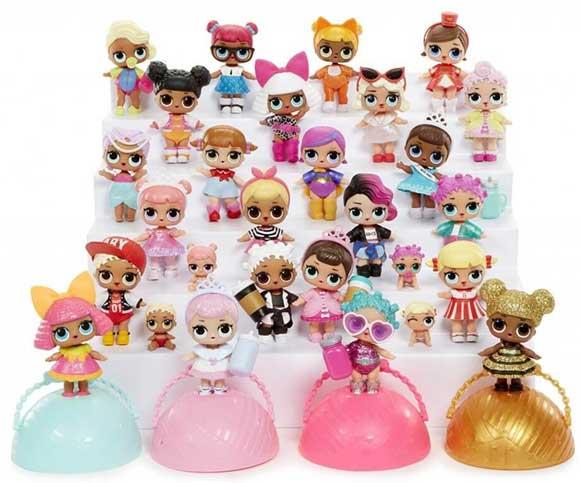 lol surprise tutte le bambole libretto