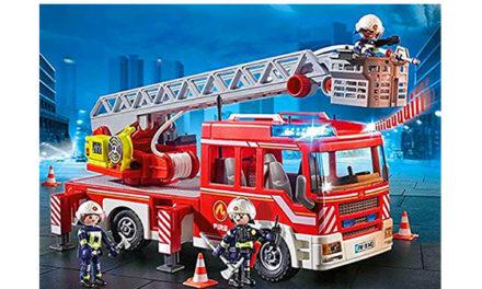 Camion pompieri giocattolo modelli vari