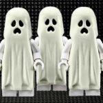 Lego halloween mattoncini set a tema per bambini