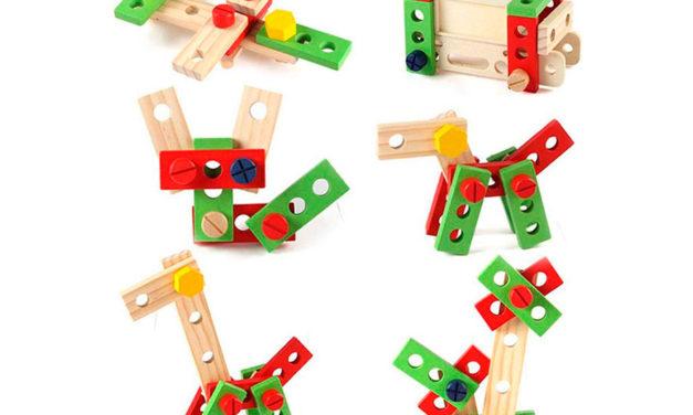 Falegnameria bambini: banchi lavoro da falegname