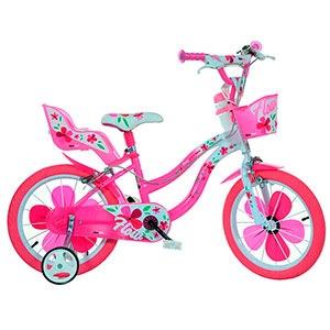 Bicicletta bambina: modelli unisex fino a 12 anni